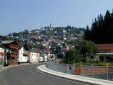 thumbnail - Ortseinfahrt nach Wilhemsthal