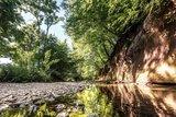 thumbnail - Blick auf die Buntsandsteinwand Roter Puhl, © Eifel Tourismus GmbH, D. Ketz