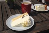 thumbnail - Hausgemachter Kuchen im LandfrauenMarkt Café