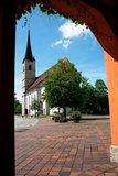 thumbnail - Pfarr- und Wallfahrtskirche Mariä Himmelfahrt in Halfing