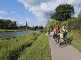 thumbnail - Radfahren an der Weser