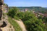 thumbnail - Blick auf Jena von den Sonnenbergen