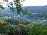 thumbnail - Blick über das Sauertal bei Bollendorf von der Ossenlay