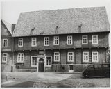 thumbnail - Münchhausenhof Bückeburg Historisches Foto
