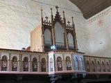 thumbnail - Orgelempore in der Kirche Kölzow