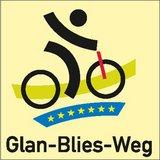 thumbnail - Wegezeichen Glan-Blies-Radweg