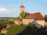 thumbnail - Die Burganlage Veldenstein in Neuhaus
