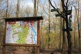 thumbnail - Informationstafel zum Planitzwald