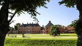 thumbnail - Schloss Bothmer am Rande der Kleinstadt Klütz ist die größte barocke Schlossanlage Mecklenburg-Vorpommerns.