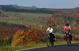 thumbnail - Rhön-Rennsteig-Radweg im Herbst