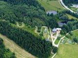 thumbnail - Sommerrodelbahn Luftaufnahme