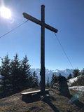 thumbnail - Gipfelkreuz am Bolsterlanger Horn
