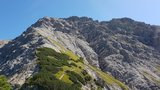 thumbnail - Blick auf das Gipfelkreuz Kreuzspitze