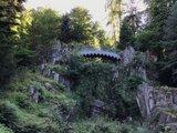 thumbnail - Schleifenroute - Kassel Herkulespark auf dem Weg nach oben zum Denkmal