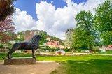 thumbnail - Barockgarten mit dem Braunschweiger Löwen