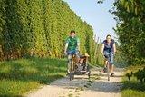 thumbnail - Radfahren im Hopfenland Hallertau