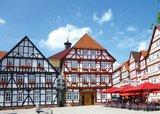 thumbnail - Fachwerkhäuser am Marktplatz Eschwege