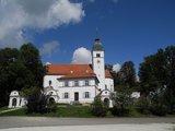 thumbnail - Wallfahrtskirche Mariä Himmelfahrt im Abensberger Ortsteil Allersdorf im Hopfenland Hallertau