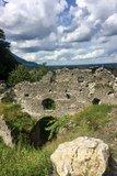 thumbnail - Überrreste der Burg Falkenstein