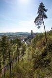 thumbnail - Blick auf die Burg Veldenstein