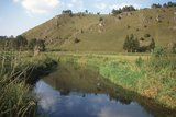 thumbnail - Blick auf Schambach und Trockenrasenhang bei Riedenburg