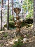thumbnail - Skulptur auf dem Fränkischen Bibelweg, Seßlach