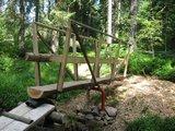 thumbnail - Schlauchbrücke über den Forbach