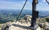 thumbnail - Hochstaufen Gipfel: Blick nach Norden