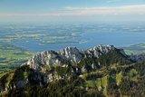 thumbnail - Kampenwand-Gipfel mit Chiemsee
