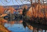 thumbnail - Der Grünbach in Gerlachsheim
