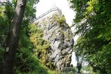 thumbnail - Felsen unterhalb Schloss Oranienstein
