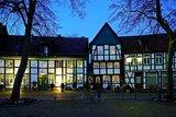 thumbnail - Der idyllische Marktplatz von Bad Essen gehört zu den schönsten im Osnabrücker Land