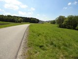 thumbnail - Radstrecke entlang des Waldbahn-Radweges