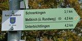 thumbnail - Markierungsbeispiel Wegweiser