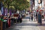 thumbnail - Westfleth in der Hansestadt Buxtehude