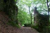 thumbnail - Dichterfelsen bei Riedenburg im Altmühltal