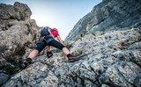thumbnail - Einstieg Hochstaufen Klettersteig
