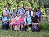 thumbnail - Die Leichtwandergruppe am Seehof