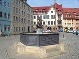 thumbnail - Marktbrunnen in Kahla