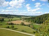 thumbnail - Aussicht von der Ruine Hertenstein
