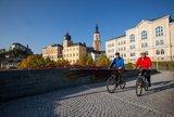 thumbnail - Radfahrer in Greiz