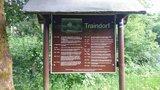 thumbnail - Infotafel Traindorf
