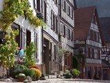 thumbnail - In den Gassen der Altstadt von Schiltach.