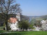 thumbnail - Blick von der Burg Prunn ins Altmühltal