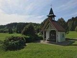 thumbnail - Hubertuskapelle bei Altenstadt