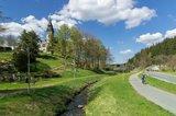 thumbnail - Radweg von Tannenbergsthal nach Klingenthal
