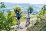 thumbnail - Radfahren mit Blick auf Bad Driburg