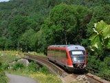thumbnail - Die Queichtalbahn auf der Strecke Landau - Hauenstein