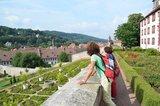thumbnail - Terrassengarten Schloss Wilhelmsburg