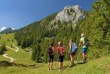 thumbnail - Wanderer Brünnsteingebiet von der Mühlau
